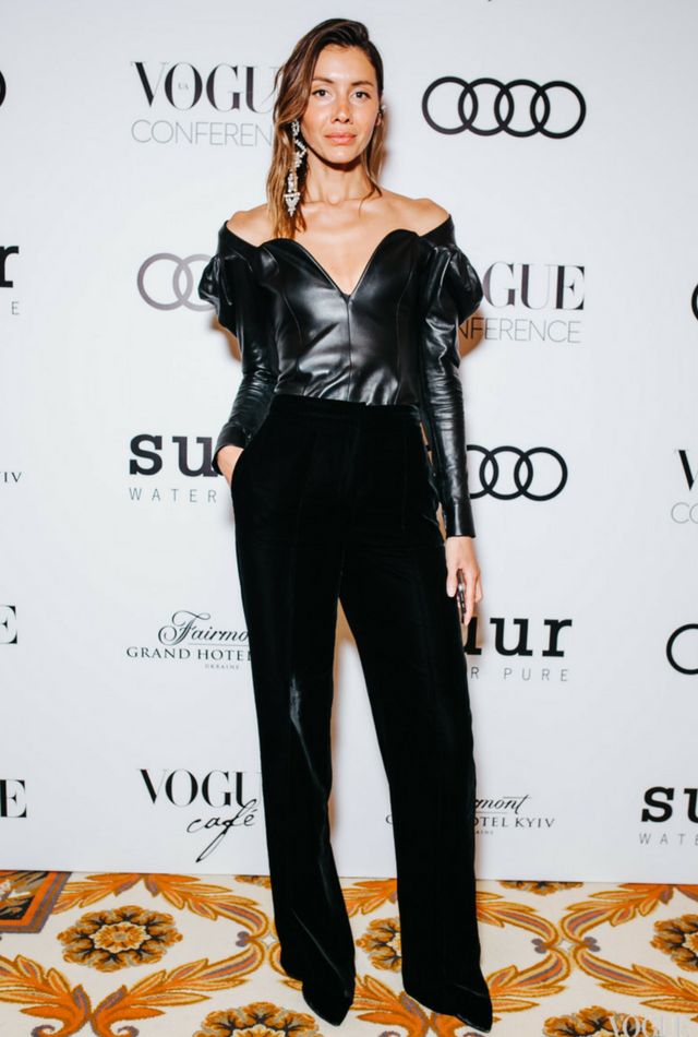 "Vogue UA Conference ""Stars in Jazz"" Afterparty"
